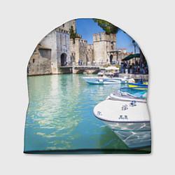 Шапка Италия цвета 3D — фото 1