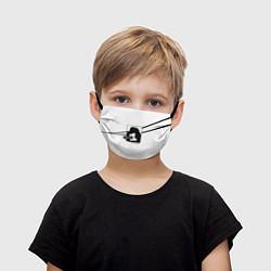 Маска для лица детская Кино цвета 3D — фото 1