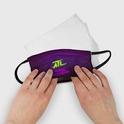Маска для лица детская ATL цвета 3D — фото 2