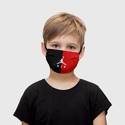 Детская защитная маска с принтом MICHAEL JORDAN, цвет: 3D, артикул: 10204769105919 — фото 1