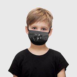 Детская маска для лица Группа Кино