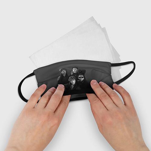 Детская маска для лица Группа Кино / 3D – фото 2