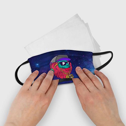 Детская маска для лица Лев SWAG / 3D – фото 2