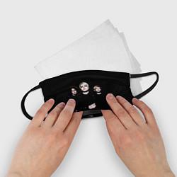 Маска для лица детская My Chemical Romance цвета 3D — фото 2