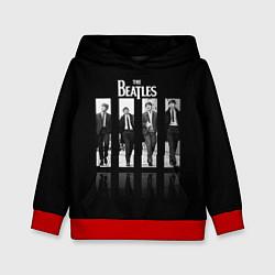 Толстовка-худи детская The Beatles: Man's цвета 3D-красный — фото 1