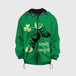 Куртка 3D с капюшоном для ребенка Ireland, Irish dance - фото 1
