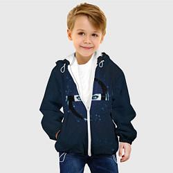 Куртка с капюшоном детская Evanescence Eyes цвета 3D-белый — фото 2