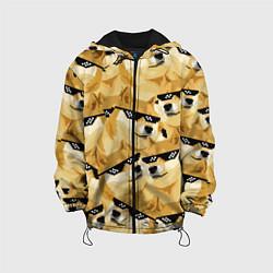 Детская куртка Doge: Deal with it