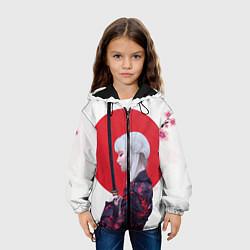 Куртка 3D с капюшоном для ребенка Самурай - фото 2