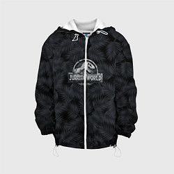 Детская 3D-куртка с капюшоном с принтом Jurassic World, цвет: 3D-белый, артикул: 10218985305458 — фото 1
