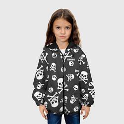 Куртка 3D с капюшоном для ребенка Scorpions - фото 2