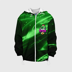 Детская куртка СПАЙК BRAWL STARS