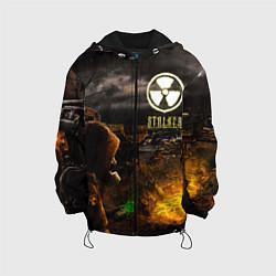 Куртка 3D с капюшоном для ребенка Stalker 2 - фото 1