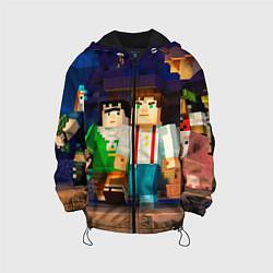 Детская куртка Minecraft Men's