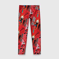 Леггинсы для девочки Ant-man & The Wasp цвета 3D-принт — фото 1