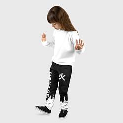 Брюки детские NARUTO HOKAGE SQUAD цвета 3D — фото 2