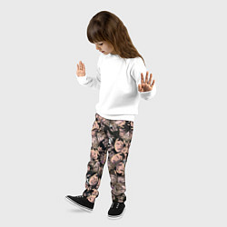 Брюки детские Juice WRLD цвета 3D — фото 2