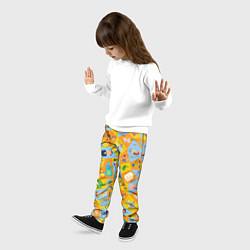 Брюки детские История Игрушек цвета 3D — фото 2