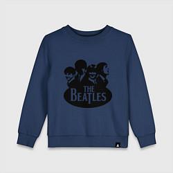 Детский свитшот The Beatles Band