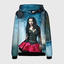 Толстовка-худи мужская Evanescence цвета 3D-черный — фото 1