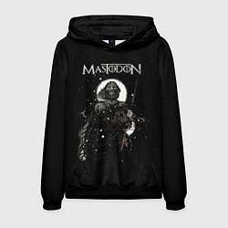 Толстовка-худи мужская Mastodon: Death Came цвета 3D-черный — фото 1