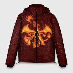 Куртка зимняя мужская Чермандер Эша цвета 3D-черный — фото 1
