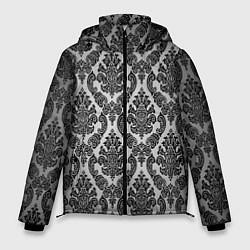 Мужская зимняя куртка Гламурный узор