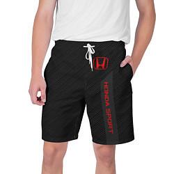 Шорты на шнурке мужские Honda: Sport Line цвета 3D — фото 1