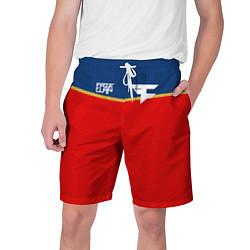 Шорты на шнурке мужские FaZe Clan: Uniform цвета 3D-принт — фото 1