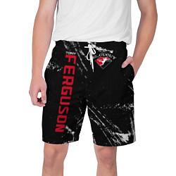 Шорты на шнурке мужские Tony Ferguson цвета 3D — фото 1