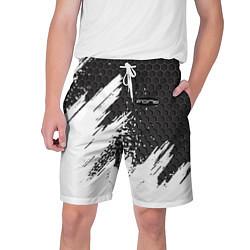 Шорты на шнурке мужские FORD цвета 3D — фото 1