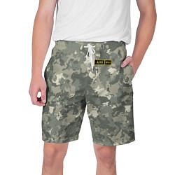 Шорты на шнурке мужские A II + цвета 3D-принт — фото 1