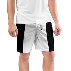 Шорты спортивные мужские JUVENTUS SPORT цвета 3D — фото 2