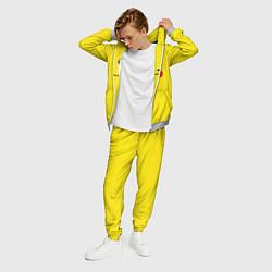Костюм мужской Happy Pikachu цвета 3D-меланж — фото 2