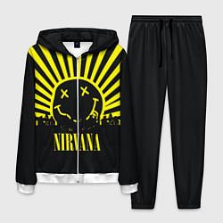 Костюм мужской Nirvana цвета 3D-белый — фото 1