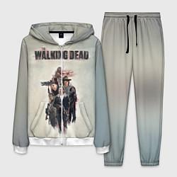 Костюм мужской Walking Dead цвета 3D-белый — фото 1