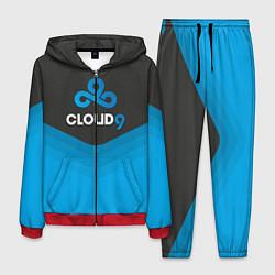 Костюм мужской Cloud 9 Uniform цвета 3D-красный — фото 1