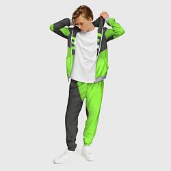 Костюм мужской FlipSid3 Uniform цвета 3D-меланж — фото 2