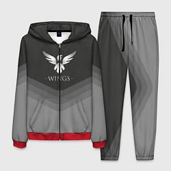 Костюм мужской Wings Uniform цвета 3D-красный — фото 1