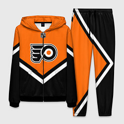 Костюм мужской NHL: Philadelphia Flyers цвета 3D-черный — фото 1