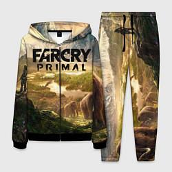 Костюм мужской Far Cry: Primal цвета 3D-черный — фото 1