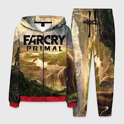 Костюм мужской Far Cry: Primal цвета 3D-красный — фото 1