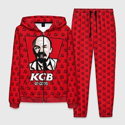 Костюм мужской KGB: So Good цвета 3D-красный — фото 1