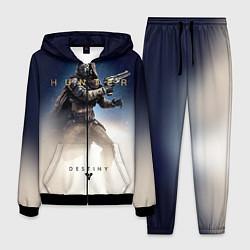 Костюм мужской Destiny: Hunter цвета 3D-черный — фото 1