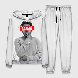 Костюм мужской Lamar Supreme цвета 3D-меланж — фото 1