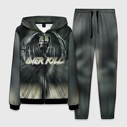 Костюм мужской Overkill: Death Angel цвета 3D-черный — фото 1