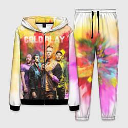 Костюм мужской Coldplay цвета 3D-черный — фото 1