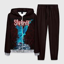 Костюм мужской Орел группа Slipknot цвета 3D-меланж — фото 1