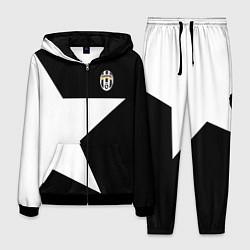 Костюм мужской FC Juventus: Star цвета 3D-черный — фото 1