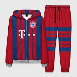 Костюм мужской Bayern FC: Original 2018 цвета 3D-меланж — фото 1